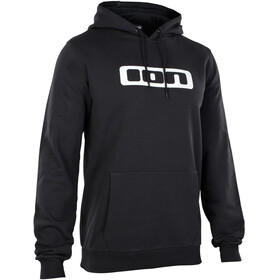 ION Logo Hoody Men, black